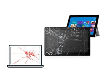 Microsoft Surface Pro Screen Repair Dubai & UAE